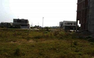 10 Marla Plot Is Available For Sale Hayatabad Phase 4,