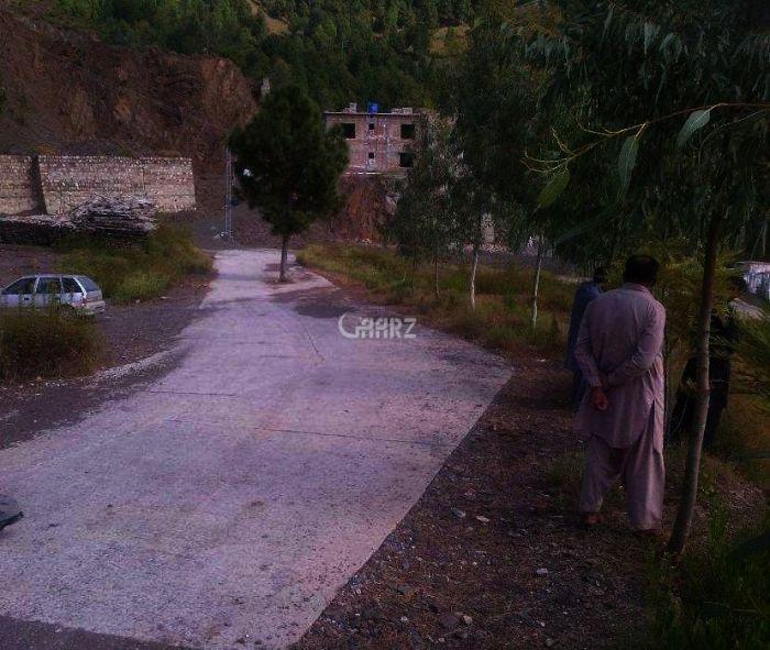 10 Marla Plot Near Main Manshera Road Abbottabad.