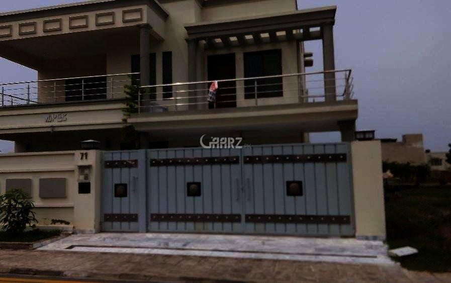 10 Marla Portion For Rent In Bahria Gulmoher Block, Lahore