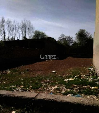 10 Marla Residential Plot Available For Sale Bilal Town, Abbottabad
