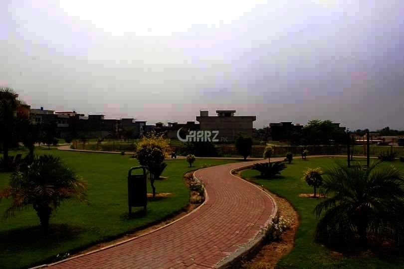 10.11Marla Plot for Sale In B-17 Islamabad