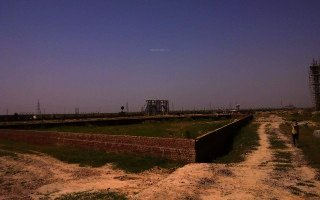 10.66 Marla Plot For Sale In  Bahria Town Gulbahar Block, Lahore