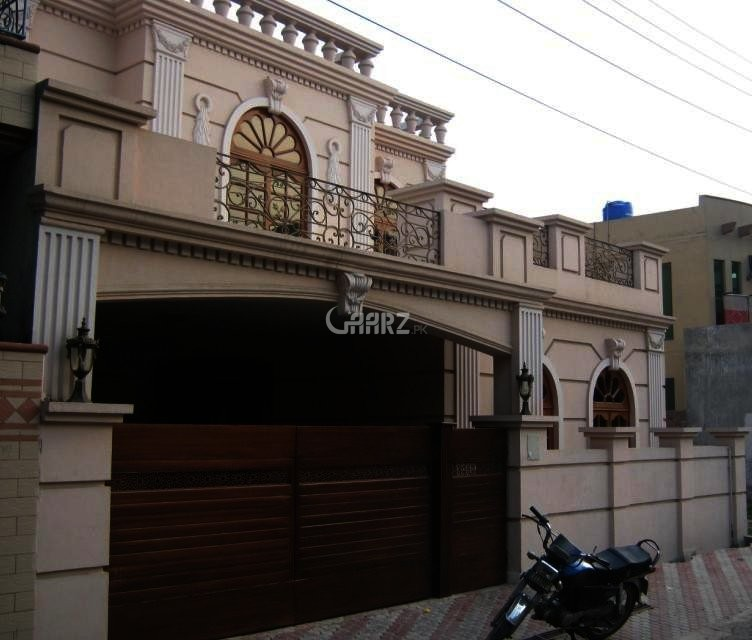 11 Marla House For Sale In Bahria Town, Lahore