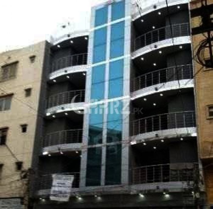 1100 Square Feet Apartment For Sale In North Nazimabad