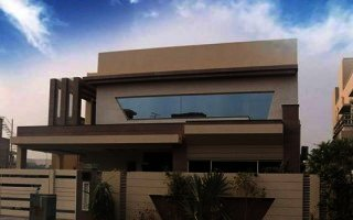 12 Marla Absolutely Fantastic Executive House for Rent DHA Phase 5