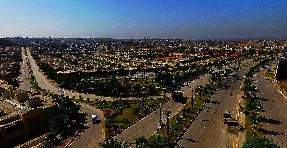 12 Marla Plot For Sale In Bahria Town Phase -7