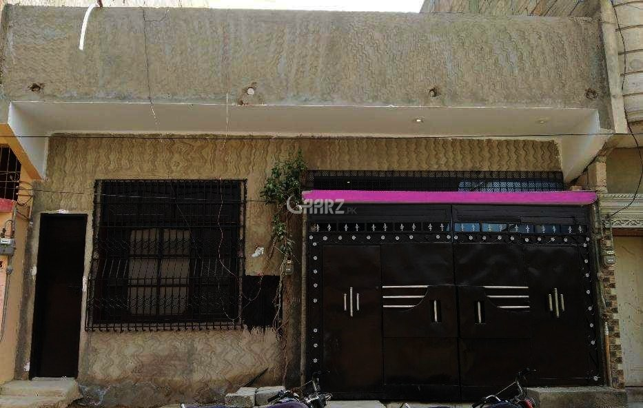120 Square Yard House for Sale in Karachi Kda Employees Housing