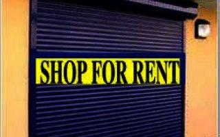 1245 Square Feet Shop For Rent In Gulshan-e-iqbal, Karachi.