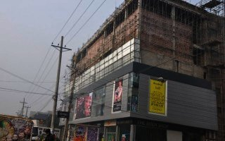 1280 Square Feet Commercial Office Available For Rent Hayatabad Phase 1