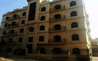 1280 Square Feet Flat Is Available For Rent Hayatabad Phase-1, Peshawar