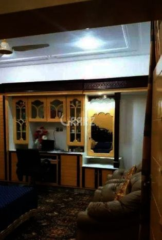 130 Square Yard Lower Portion For Rent In University Town, Karachi