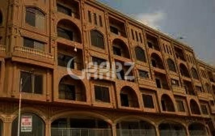 1310 Square Feet Flat For Rent In Bahria Town Phase-4, Rawalpindi.