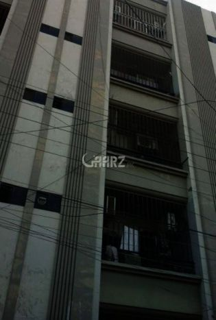 1350 Square Feet Flat For Sale In North Nazimabad