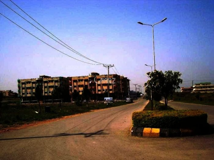 14 Marla Plot For Sale In D-17/2 Islamabad.