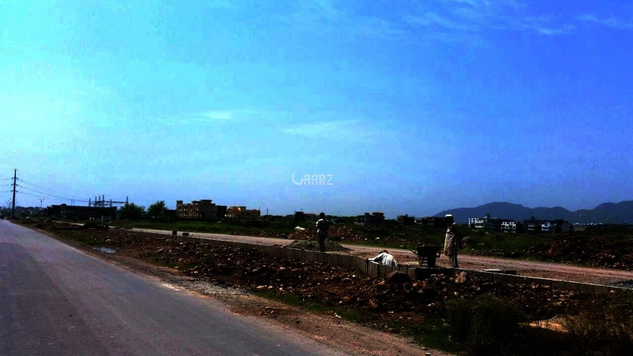 14.22 Marla Plot For Sale In D-12/3, Islamabad