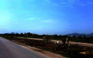 14.24 Marla Plot For Sale In D-12/2, Islamabad