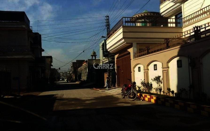 1.5 Kanal Corner Plot Habibullah Colony Near Park, Abbottabad