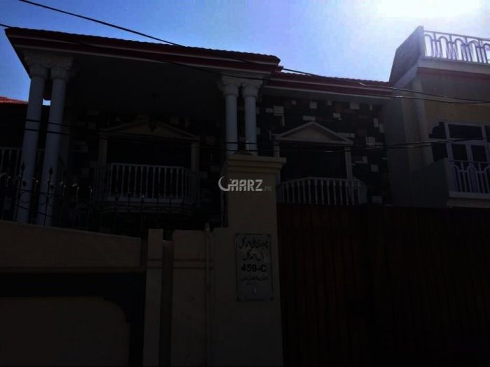 15 Marla Double Story House For Sale In Shah Rukny Alam Colony C Block,Multan