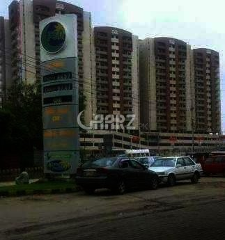 1600 Square Feet Flat For Sale In Saima Bridge View, Karachi.