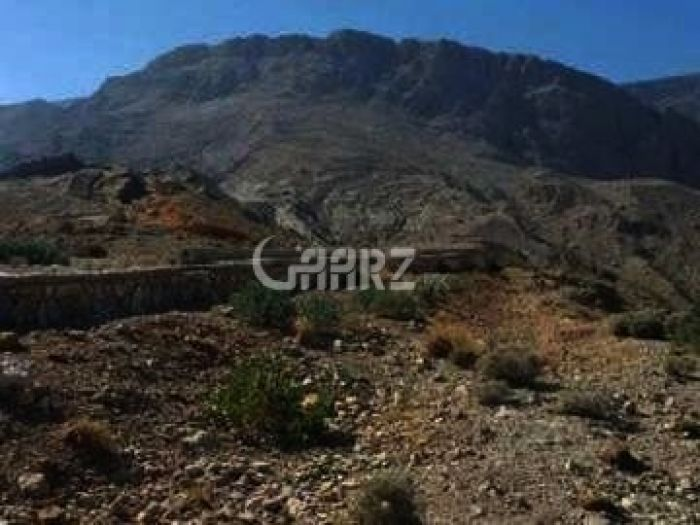 1629 Square Yard Plot for Sale in Karachi Muslimabad
