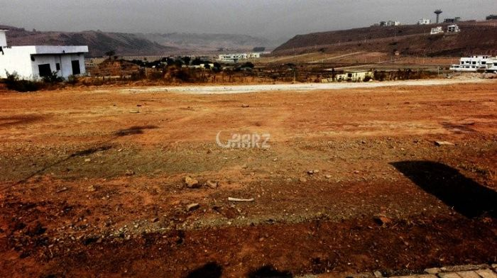 17 Marla Plot For Sale In Bahria Town-8