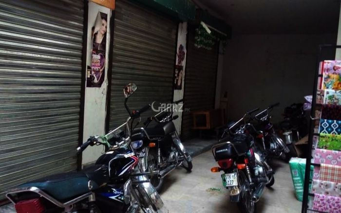 179 Square Feet Shop For Sale In Saddar Bazar, Multan