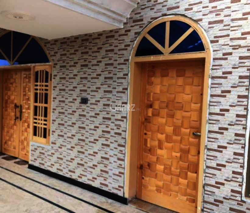 18 Marla Brand New House For Sale In Police Officer Colony, Abbottabad.