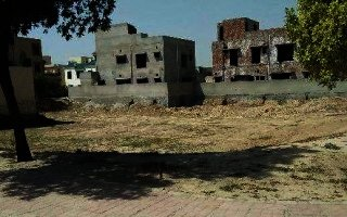 18 Marla  Plot For Sale In Bahria Gulbahar Block Lahore