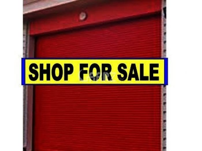 1800 Square Feet 3 Shops For Sale In North Nazimabad