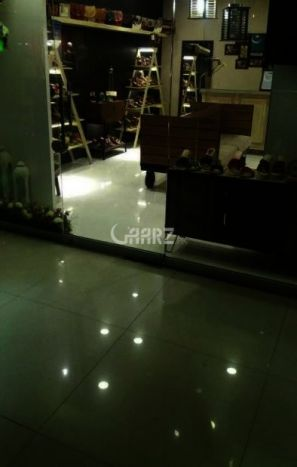189 Square Feet Ground Floor Shop For Rent In Fortress Mall Lahore.