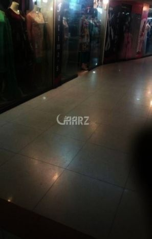 190 Square Feet Ground Floor Shop For Rent In Fortress Square Mall Lahore.