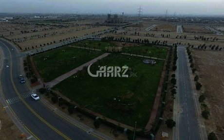 2 Kanal Boulevard Plot For Sale In Bahria Town