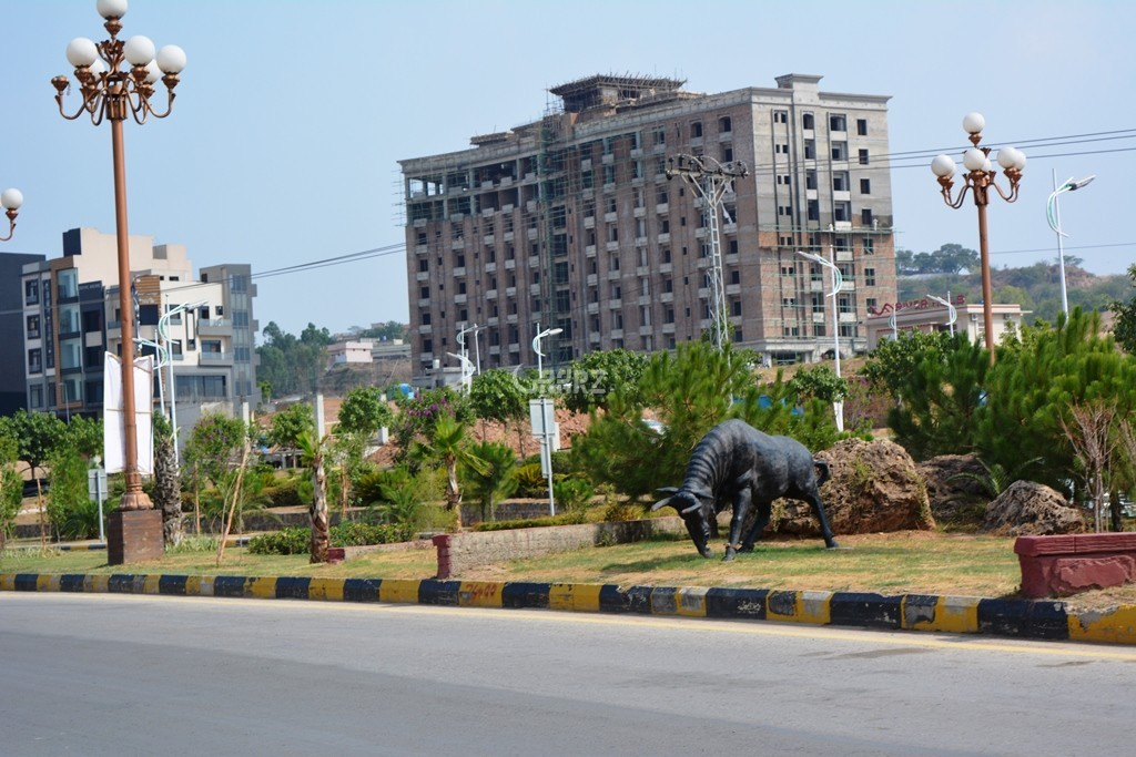 2 Kanal Plot for Sale in Bahria Town Phase-8