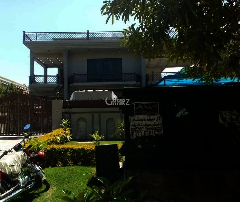 2 Kanal Bungalow For Rent In Gulberg 3, Lahore