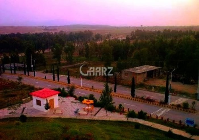 2 Marla Commercial Plot For Sale In Bahria Nasheman, Lahore