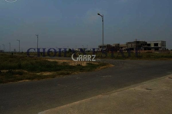 2 Marla Plot For Sale In DHA Phase-6, Lahore