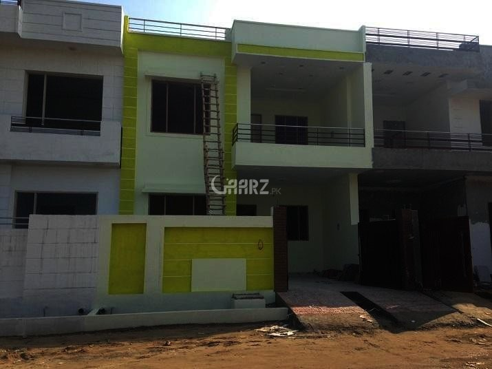 20 Marla House For Sale In Garden Town Lahore