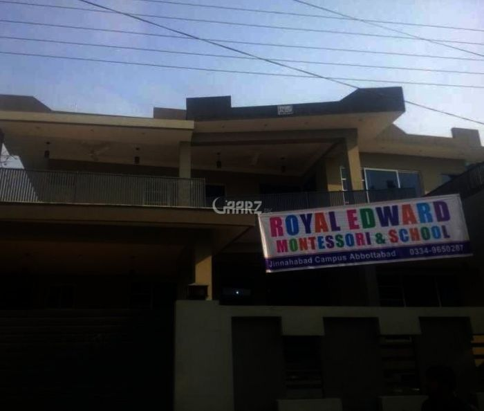 1 Kanal Triple Story House For Sale In Jinnahabad, Abbottabad