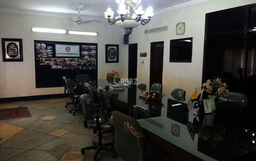2000 Square Feet Office Space For Rent In Shahrah-e-Faisal, Karachi.