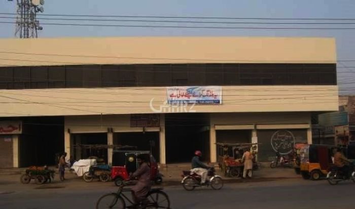20000 Square Seet Hall For Rent At Sawan Seher Chowk, Multan