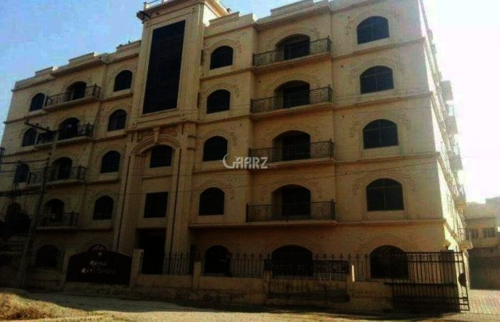 2140 Square Feet For Sale Wadud Apartment On University Road, Peshawar