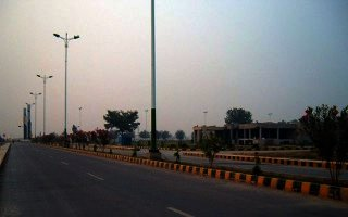21.6 Marla Beautiful Location Corner Plot In Phase 6 DHA, Lahore