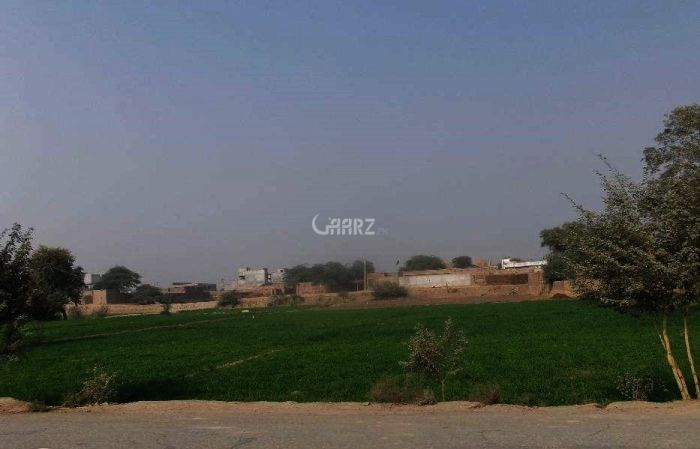 22 Kanal Land For Sale At Qadir Pur, Multan