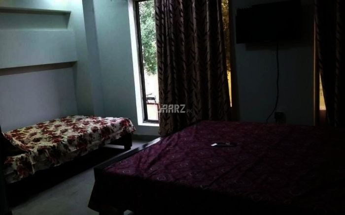 225 Square Feet Furnished Apartment For Rent In Bahria Town, Lahore
