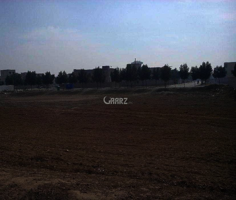 24 Marla Plot For Sale In Bahria Town, Lahore