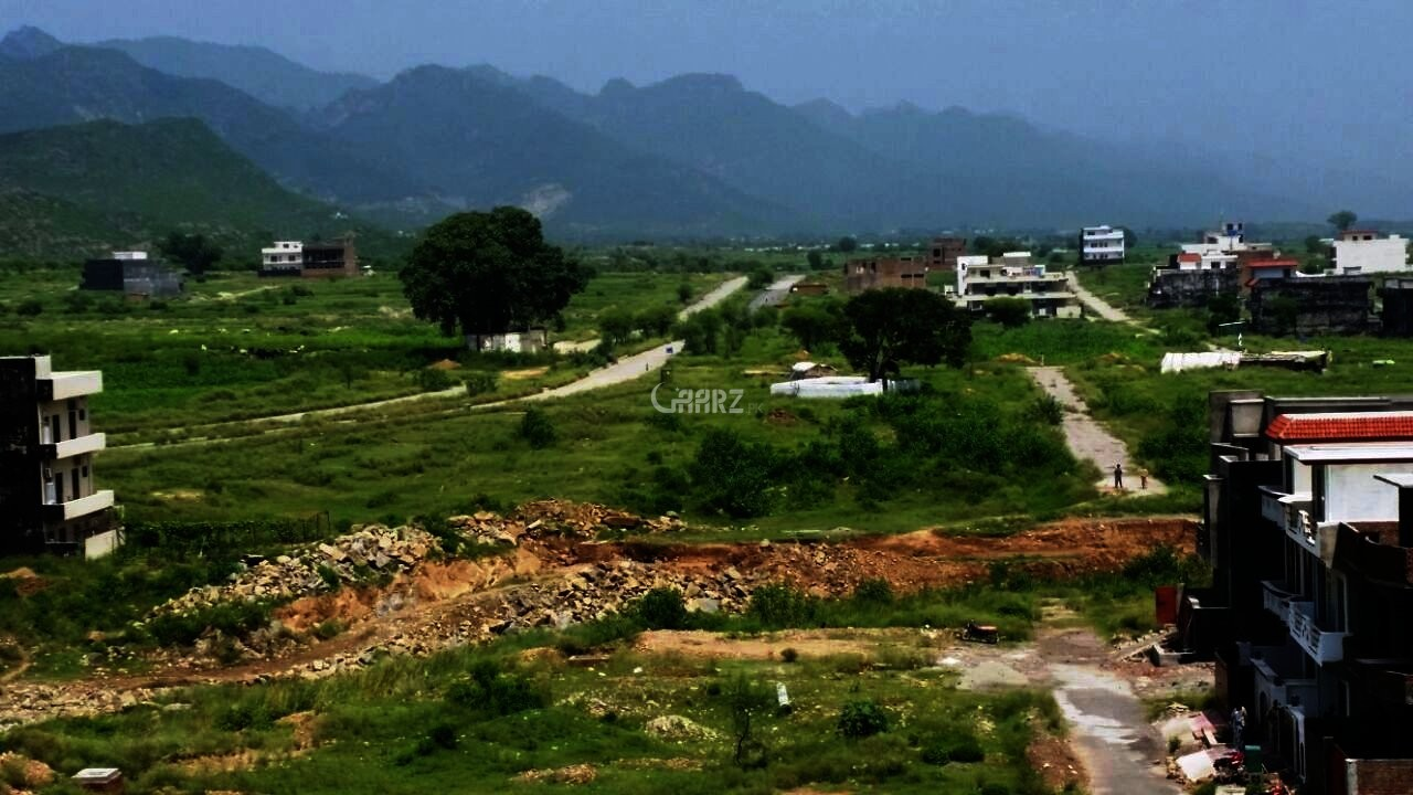 24 Marla Plot for Sale In D-12/2