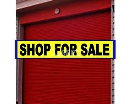 240 Square Feet Shop For Sale