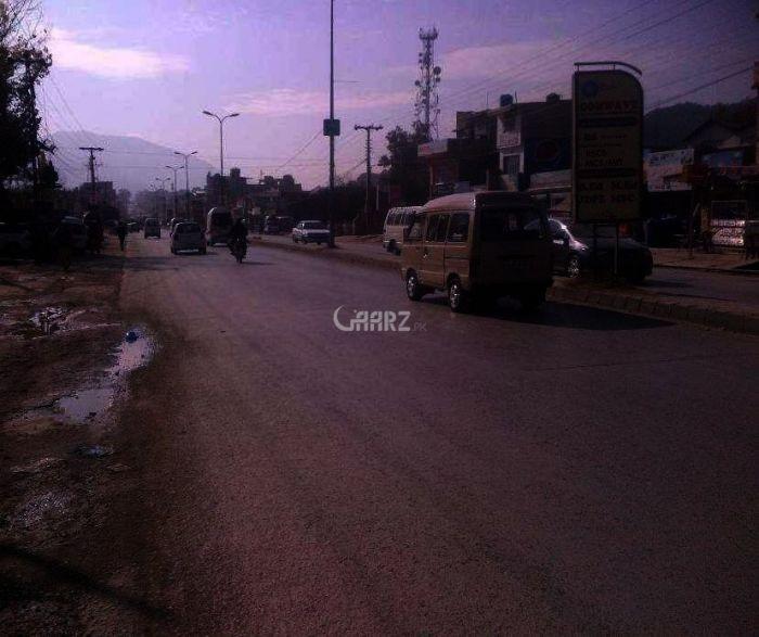 25 Marla Plot For Sale In Al-Badar Colony, Abbottabad
