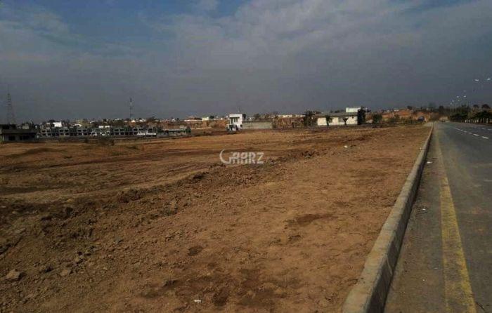 27 Marla Plot For Sale At Daska Road,Sialkot
