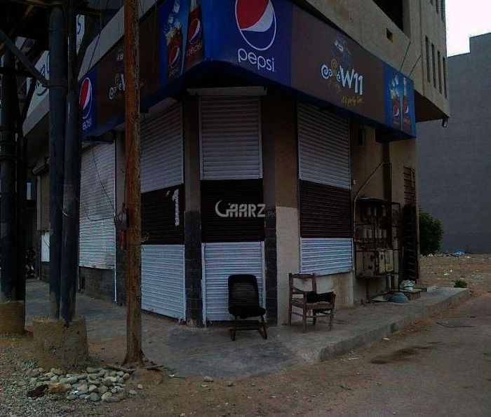 288 Square Feet Pair of shops For Sale In Saddar